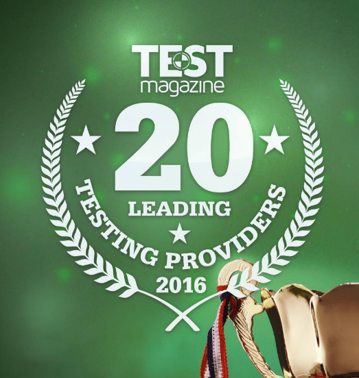 A1QAin TOP-20 best software testing providers
