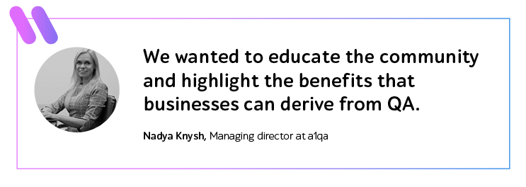 Quote by Nadya Knysh