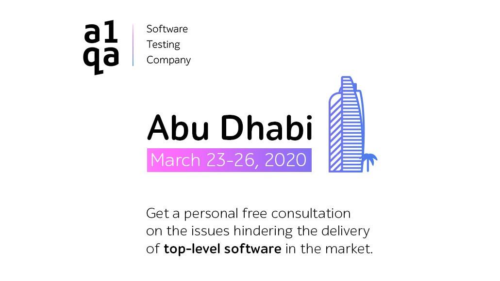 a1qa in Abu Dhabi