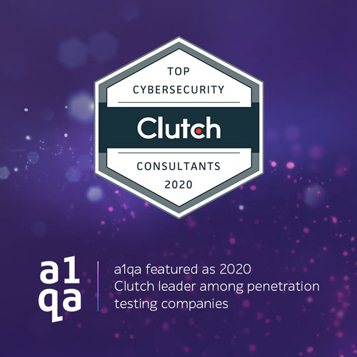 Top pentesting firms by Clutch