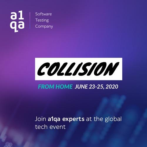 a1qa at Collision 2020