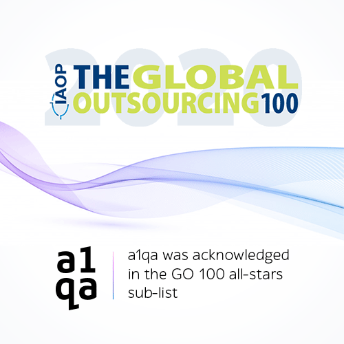 a1qa in GO100-2020