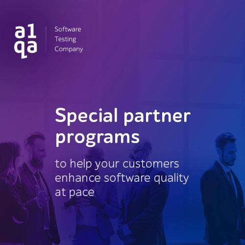 a1qa partnership