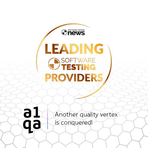 a1qa Leading Testing Providers 2020