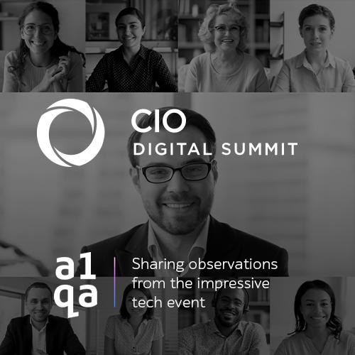 CIO Digital Summit recap