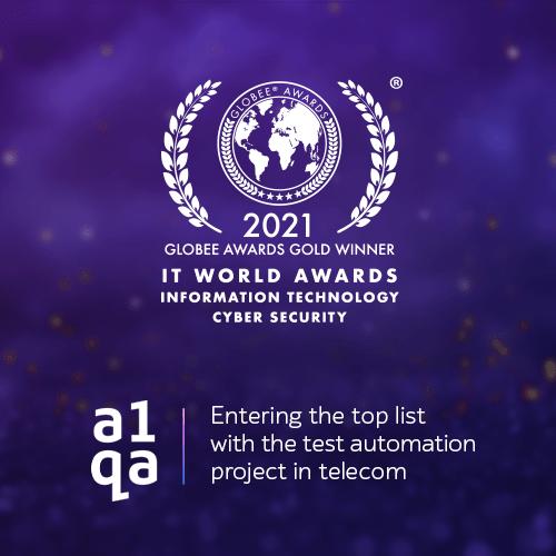 Globee Awards 2021 - Telecommunications